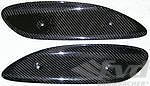 997 GT3 RS Carbon Fiber Endplates (Pair)