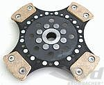 Clutch Disc 911  1972-86 - ZF SACHS - Racing - 915 Transmission - 560 NM
