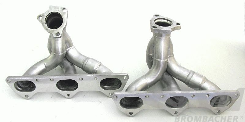 996 Turbo/GT2 Sport Headers (for lowered cars)