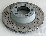 Brake disc rear left GT3 Cup 330X28mm 98-