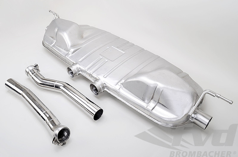 """Cayenne S"" Export Sport Exhaust"