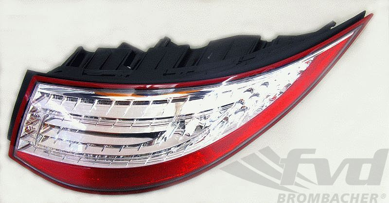 Rear Tail Light EU 997-2 (LED's) right, clear lens