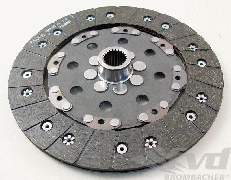 Clutch Disc - ZF SACHS Performance