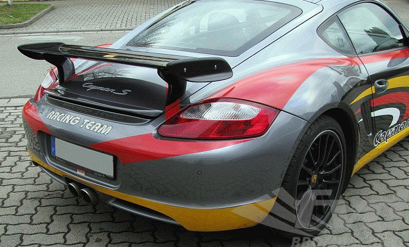 Rear Wing Racing 987 Cayman