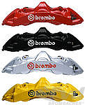 Brembo-Sport System GT front  (6-piston) 355x32mm, 2-Piece, slotted discs