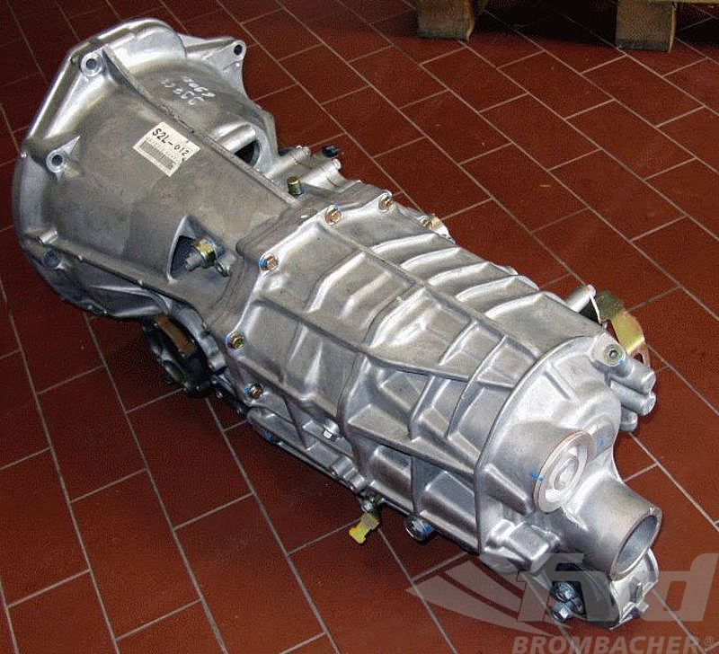 Porsche 996 Automatic Transmission Removal: 996/997 Manual Transmission G97.01 With